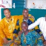 Sylvestre, Delphin, Constant et Arnaud
