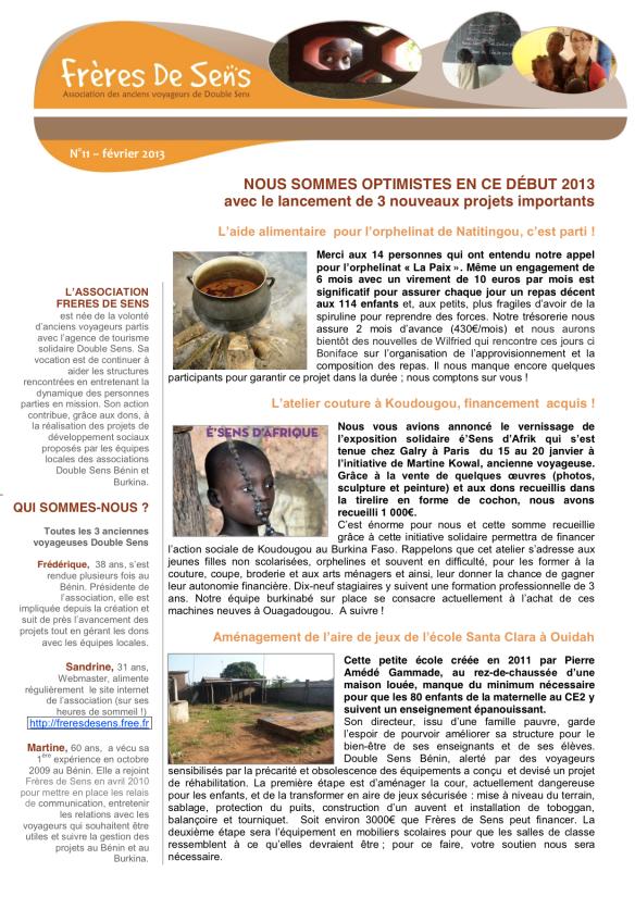 FDS_Newsletter_11_Février2013-1