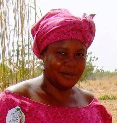 Esther Yaméogo, Présidente de l'AVO