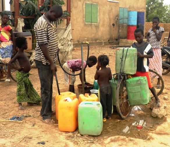 Aprovisionnement eau