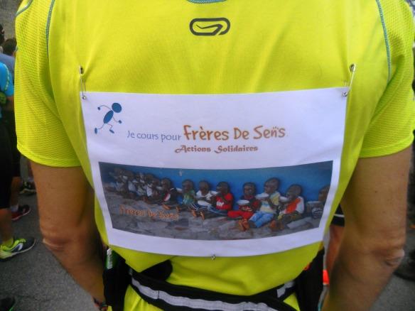 Dossard FDS Marathon