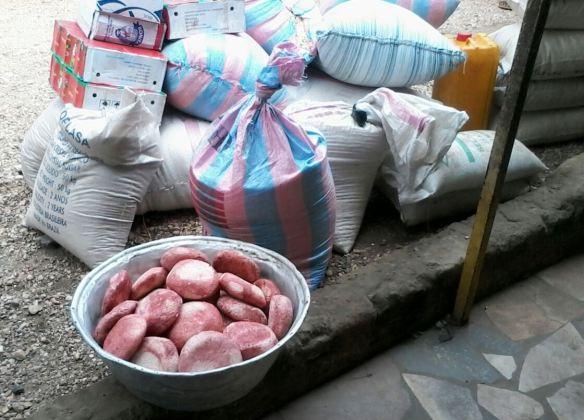 Bénin - aide alimentaire