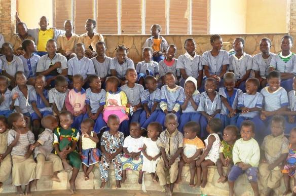 Bénin-enfants La Paix